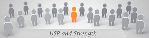 USP & Strengths