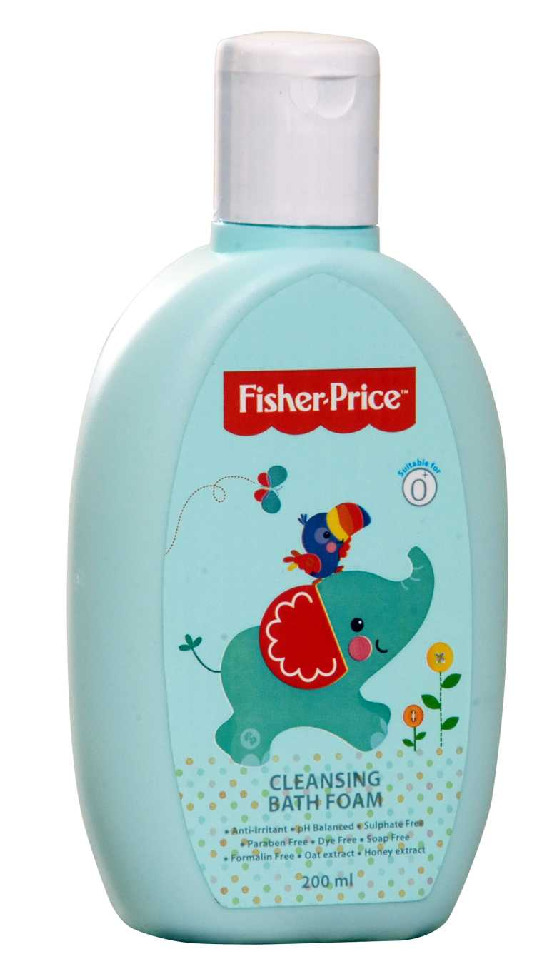 Fisher Price - Cleansing Bath Foam