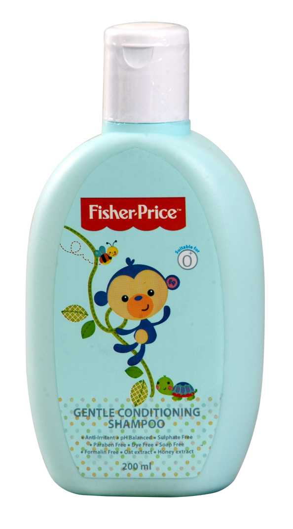 Fisher-Price Gentle Conditioning Shampoo