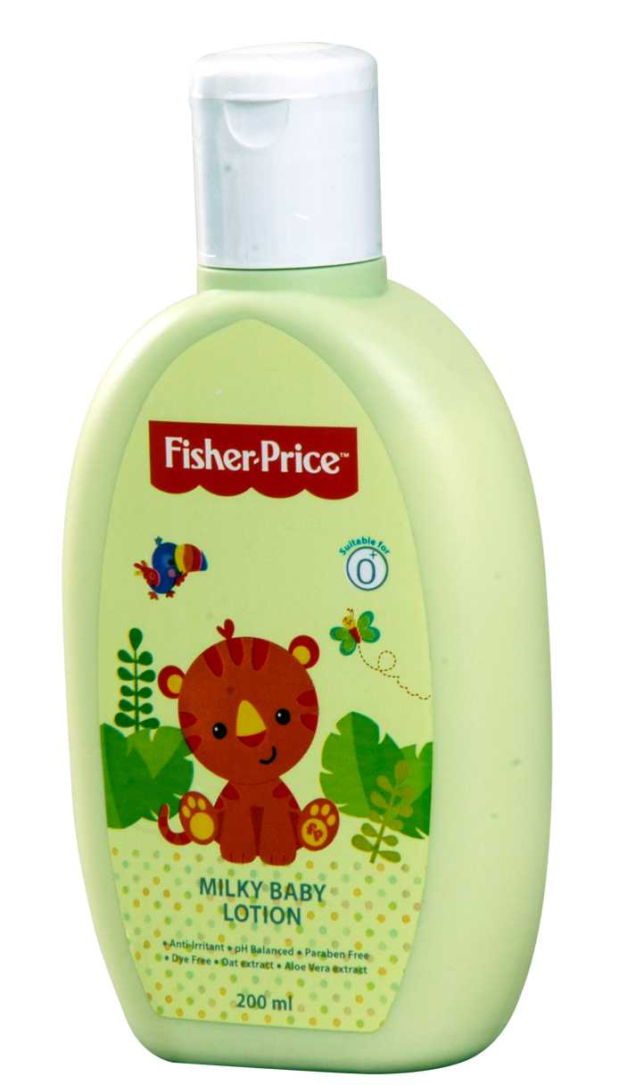 Fisher-Price Milky Baby Lotion
