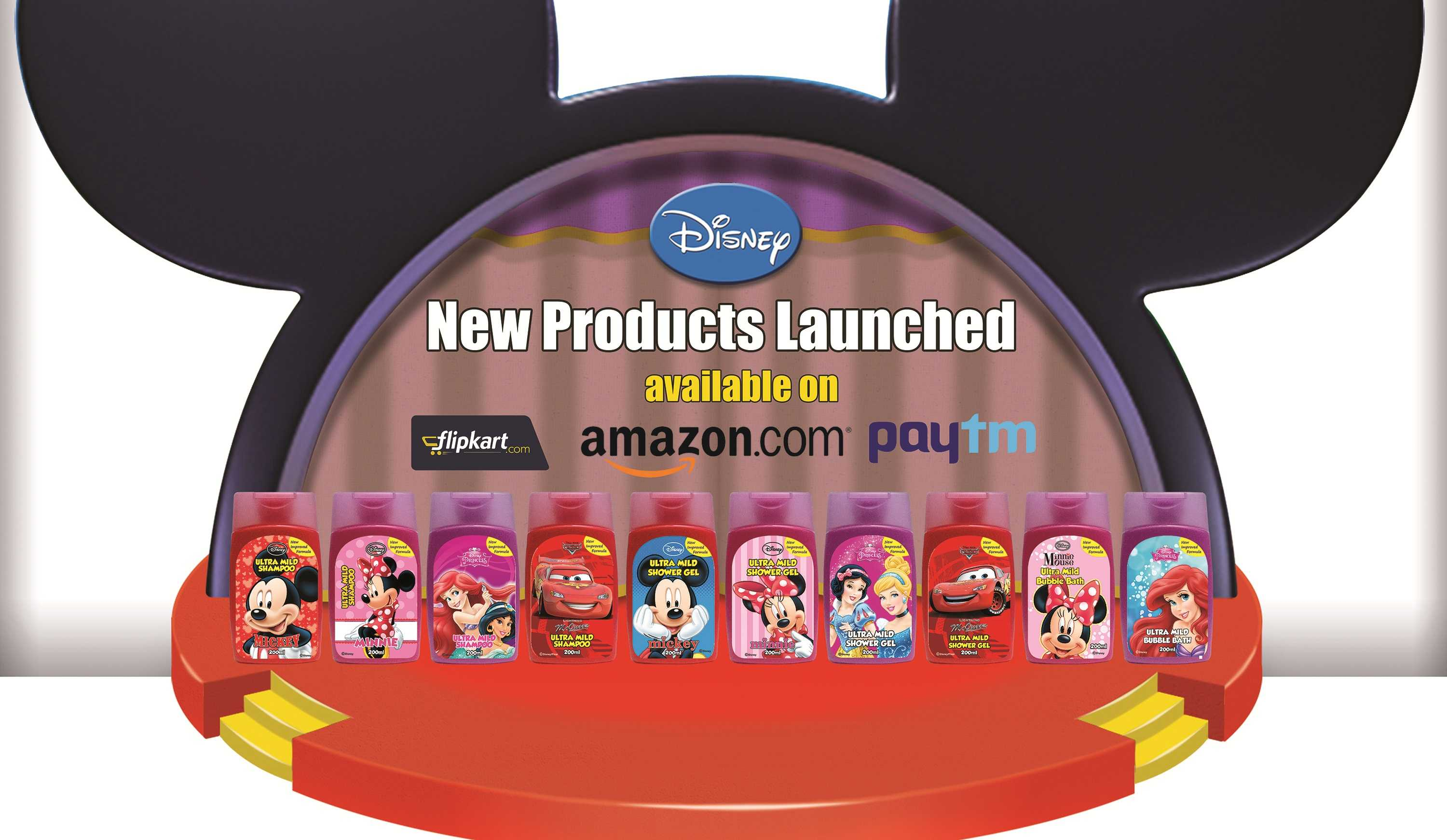 Disney Ultra Mild Series - New Product Launch
